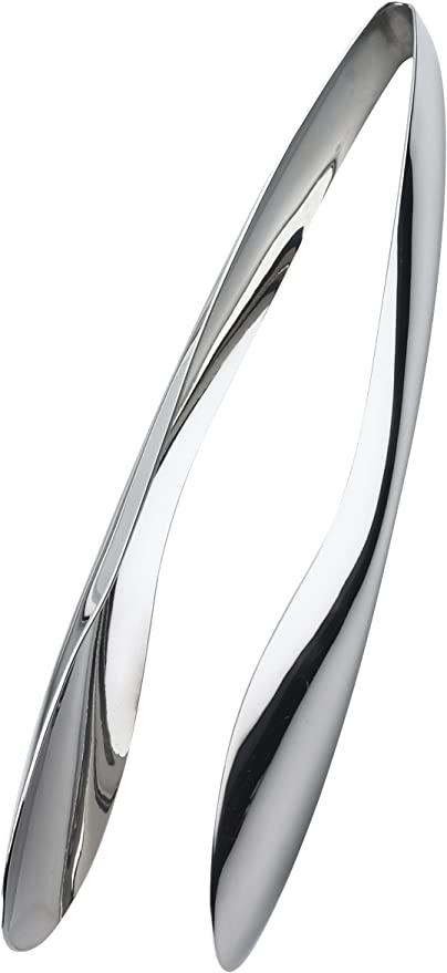 Stainless Steel Cuisipro 11 Inch Tempo Salad Tongs