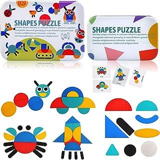 Amazon.es: montessori - Puzzles y rompecabezas: Juguetes y juegos
