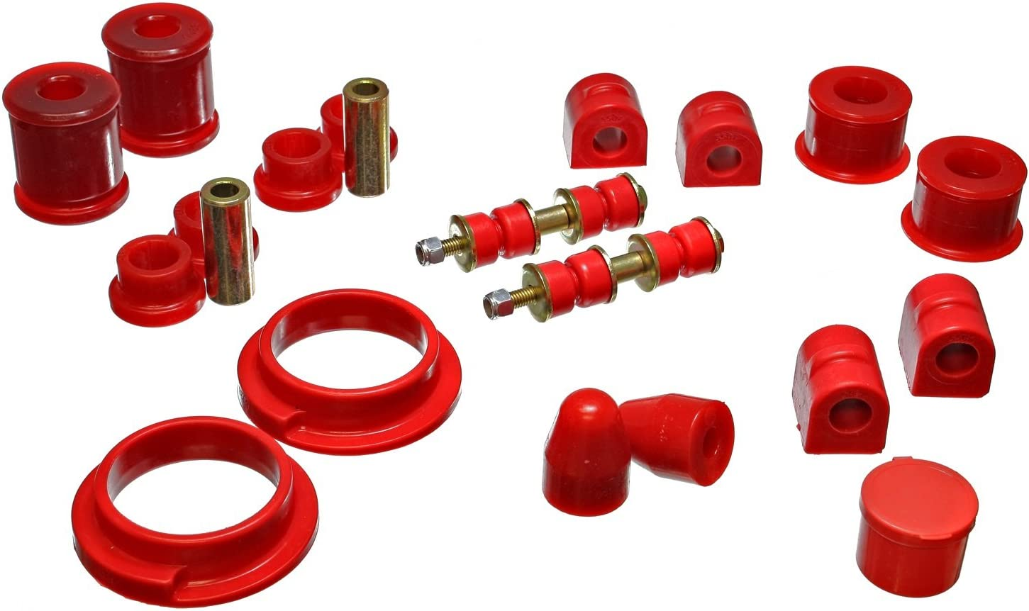 Energy Suspension 4.18119R Master Tucson Mall for Max 65% OFF Ford Set Focus