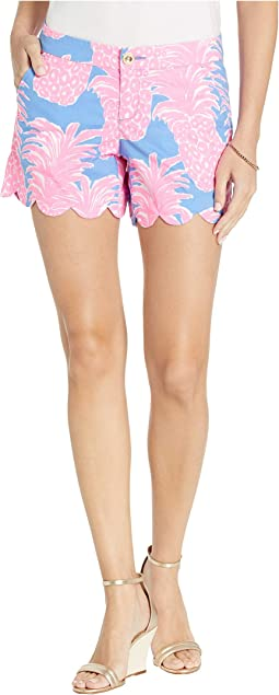 b176a048b670dd Blue Haven Little Flamenco. 39. Lilly Pulitzer. Buttercup Stretch Shorts