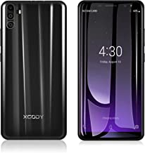 Xgody 6 Inch Android 7.0 Cellphone Unlocked ROM 16GB+RAM 1GB Telefonos Desbloqueados HD Screen Dual Camera Support 2G/3G Network for T-Mobile/AT&T Other GSM