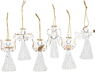 Best gold angel ornaments Reviews