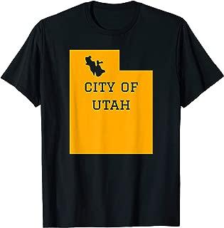 What is Salt Lake City- City of Utah T-Shirt