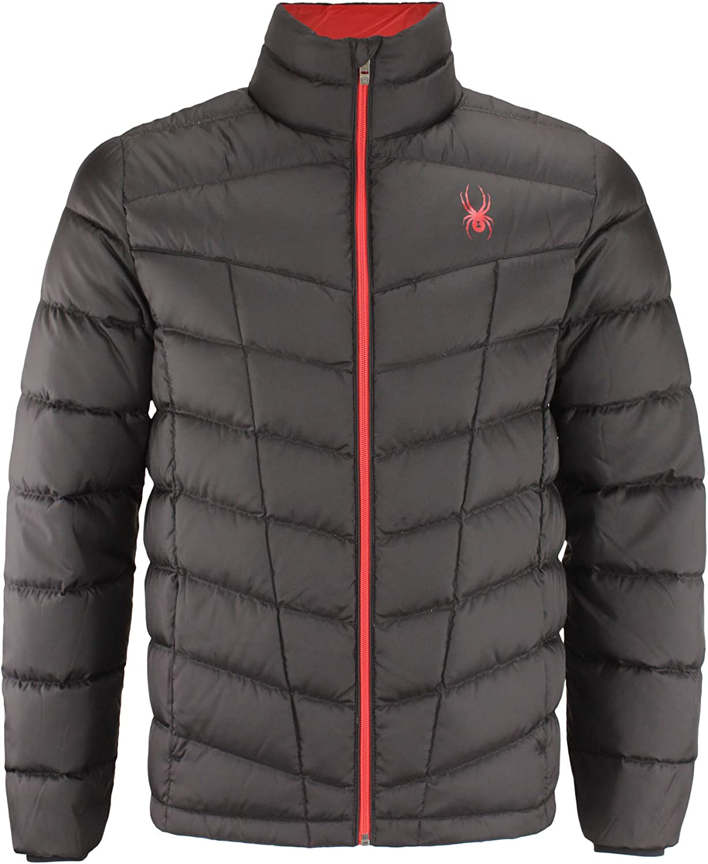 Spyder Men's Direct stock discount Pelmo Down Variation Fashionable Jacket Color