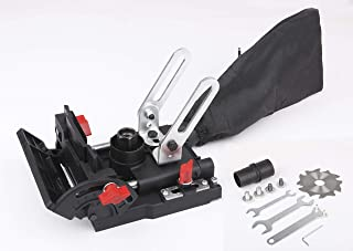 """Aidelife Biscuit Plate Joiner kit Accessories with 1x4"""" Blade,Adjustable Angle and Dust Bag"""