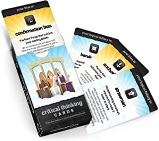 School of Thought Critical Thinking Cards