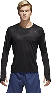 adidas Mens Running Response Long Sleeve tee