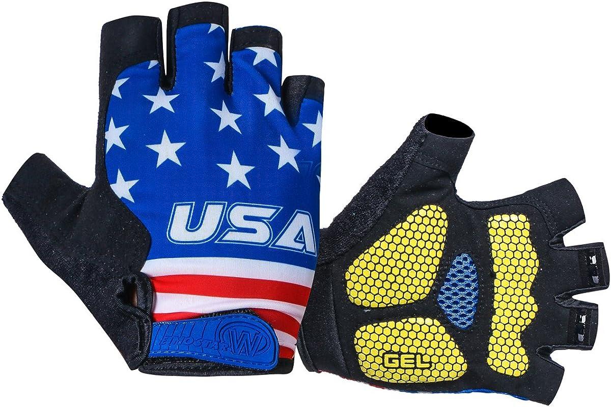 Cycling Gloves for Very popular Men Women 3D Gel Pad S-XL Glove Special sale item Bike