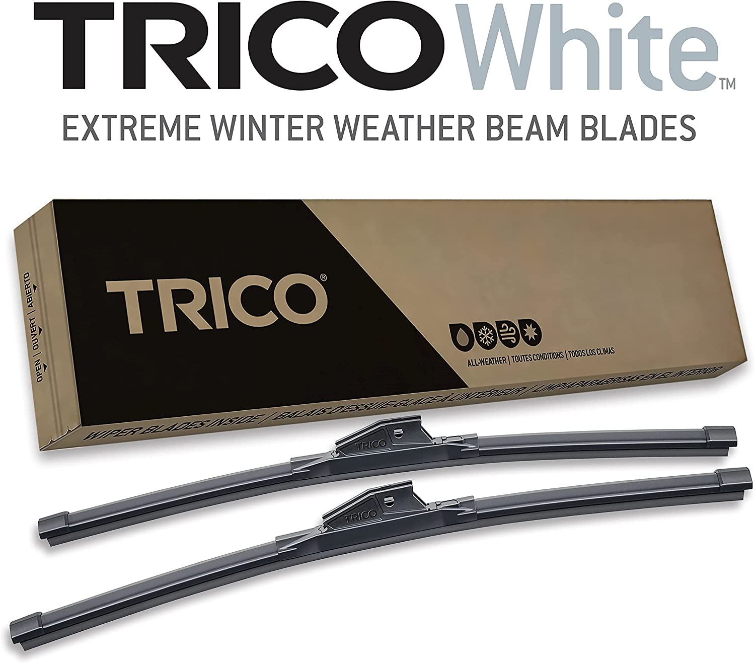 TRICO White Cash special price 26 Inch 16 Pack of Tucson Mall 2 Extreme Winter Weather A