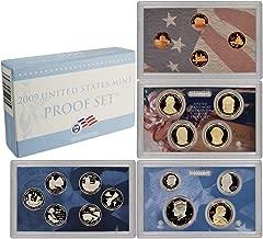 2009 S US Mint Proof Set OGP