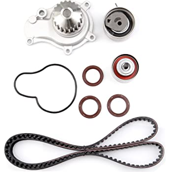 Timing Belt Kit Fits 03-10 Chrysler Dodge Caravan Liberty 2.4L L4 DOHC 16v
