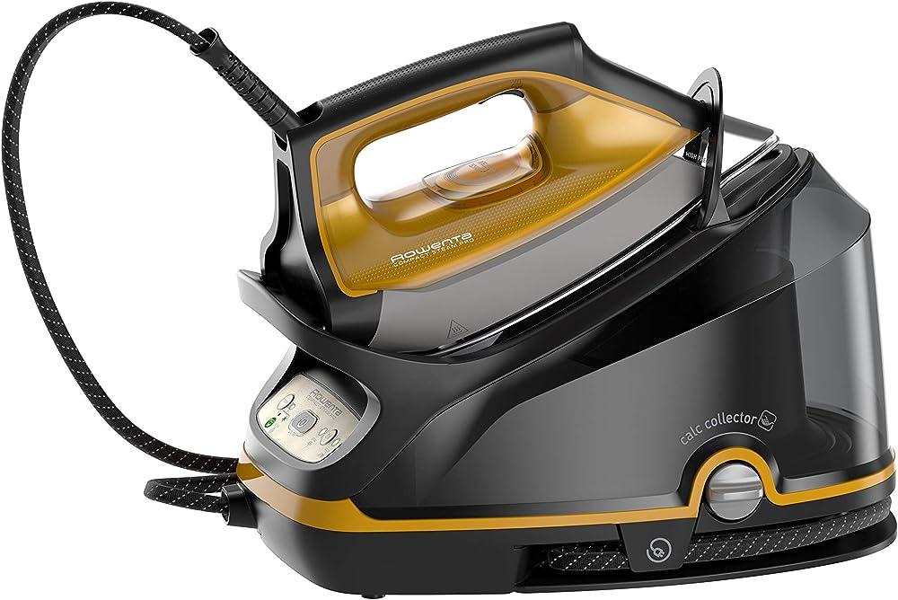Rowenta compact steam pro,ferro da stiro a vapore con caldaia, 2200 w DG7644