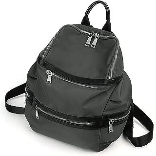 Women Backpack Purse Waterproof Nylon Fashion Lightweight Ladies Rucksack School Shoulder Bag UTO