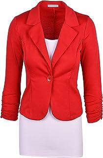0488e035f Amazon.com: Reds - Blazers / Suiting & Blazers: Clothing, Shoes ...