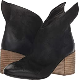 Coltello Stack Heel Asymmetric Boot
