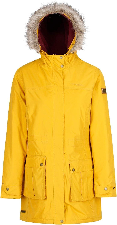 Regatta Damen Sherlyn Waterproof and Thermoguard Insulated Faux Fur Hooded Jacke