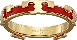 Tory Gold/Poppy Red