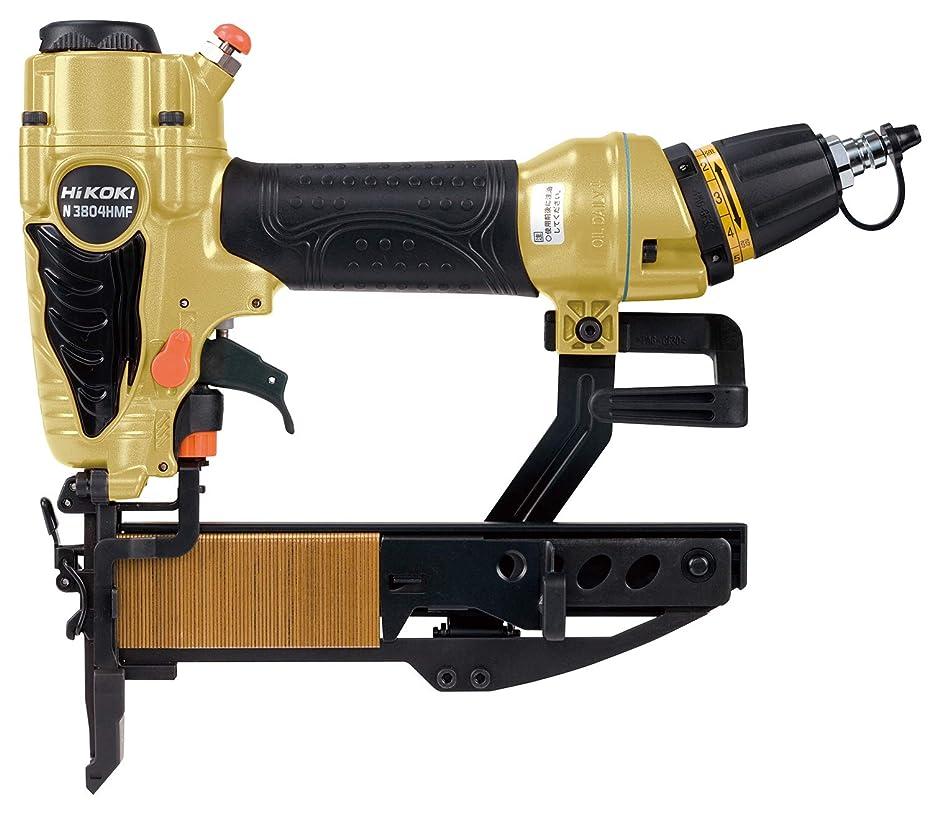 フォアマン下に名詞日立電動工具 高圧フロア用タッカ N3804HMF bg9065
