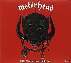 motorhead 40th anniversary cd