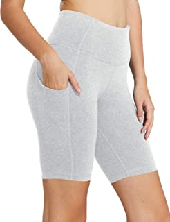 "BALEAF Women's 8"" /5"" /2"" High Waist Workout Yoga Running Compression.."