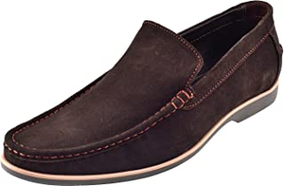 CHAMOIS Genuine Leather and Comfortable Loafers for Mens