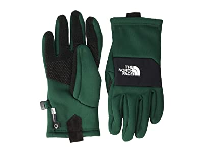 The North Face Kids Sierra Etiptm Gloves (Little Kids/Big Kids) (Night Green) Ski Gloves