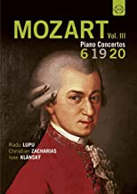 Mozart - Great Piano Concertos, Volume Three / Radu Lupu, Christian Zacharias, Ivan Klansky