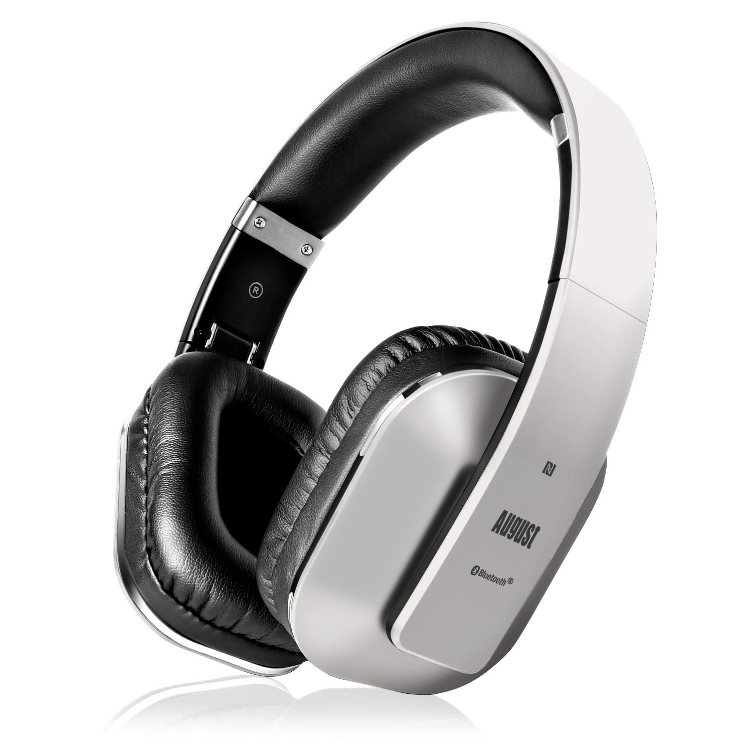 August Bluetooth Wireless Stereo Headphones