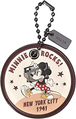 Rock N Roll Minnie Hangtag ©Disney x COACH