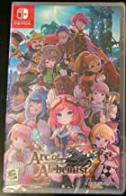 Arc of Alchemist (Nintendo Switch) With Limited Edition Cover Art