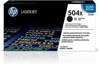 خرطوشة حبر اتش بي 504A Hewlett Packard الأصلية ليزرجيت اللونية، أسود - CE250A