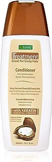 Nunaat Naat Treatment Conditioner, Cupuacu/Keratin, 10.1 Ounce