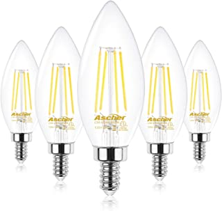 Best 60 watt candelabra base cfl bulbs Reviews