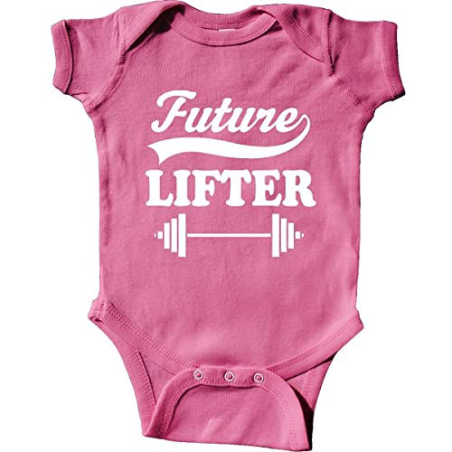 inktastic Future Lifter Weightlifting Infant Creeper