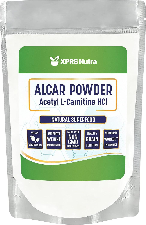 XPRS Nutra Import Acetyl L-Carnitine Max 90% OFF Powder - ALCAR
