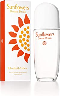 Elizabeth Arden Sunflower Dream Petals Eau De Toilette For Women, 100 ml