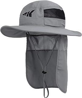 KastKing Sol Armis UPF 50 Boonie Hat - Sun Protection Hat, Fishing Hat, Beach & Hiking Hat, Paddling, Rowing, Kayaking - B...