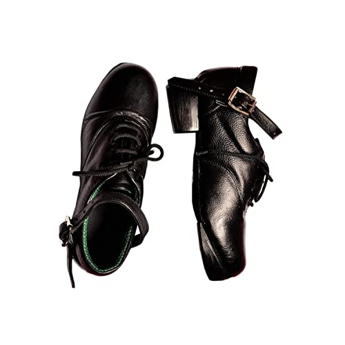 eb1a66ec7d15 ZZZRT traders CDANZA Irish Jig Hard Dance Dancing Shoes Genuine cowhide  Leather Hand Made