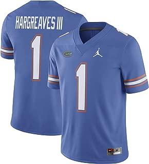 Vernon Hargreaves III Florida Gators Jordan Royal Blue Alumni Football Jersey - Men's XL (X-Large)