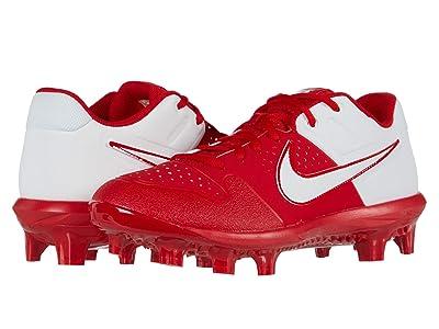Nike Alpha Huarache Varsity Low MCS (University Red/White) Men