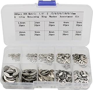 3.000 Internal Style Retaining Rings//Steel//Black Phos Carton: 100 pcs