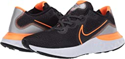 Black/Total Orange/Particle Grey