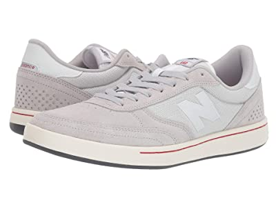 New Balance Numeric NM440 (Grey/White) Skate Shoes