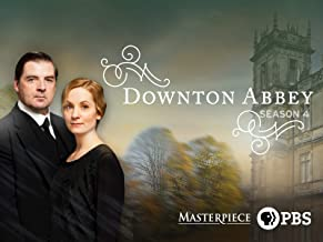 masterpiece theater downton abbey season 4