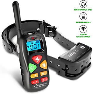 Best petsafe little dog remote trainer dog collar Reviews