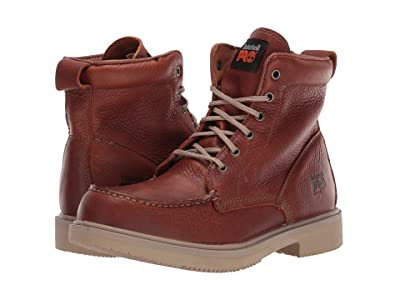 Timberland PRO 6 Ignition Soft Toe (Brown) Men