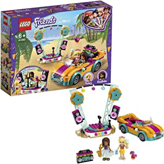 LEGO 41390 LEGO Friends Andrea's Car & Stage