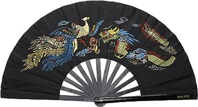 ICNBUYS Traditional Chinese Kung Fu Tai Chi Fan