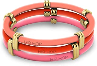 bracciale donna gioielli Hip Hop Happy Loops casual cod HJ0291