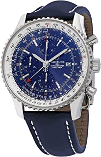 Navitimer Chronograph GMT 46 Men's Watch A24322121C2X2